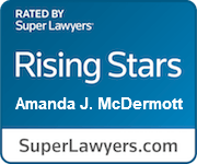 Amanda J. McDermott, Super Lawyers
