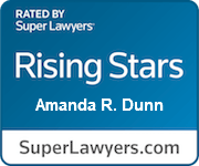 Amanda R. Dunn, Super Lawyers