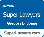 Gregory D. Jones, Super Lawyers