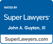 John A. Guyton, III, Super Lawyers