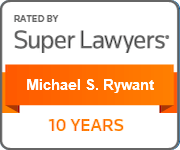 Michael S. Rywant, Super Lawyers - 10 Years