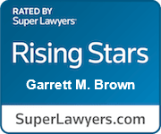 Garrett M. Brown, Super Lawyers
